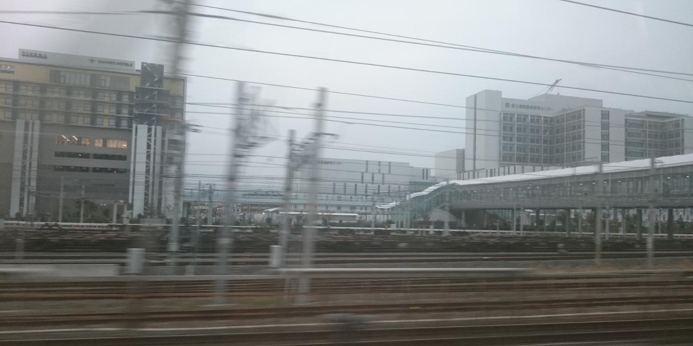 JR岸辺駅健都(ビエラ岸辺健都・国立循環器病センター)